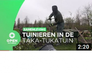 Open Rotterdam TV – Bewoners in de Taka Tuka Tuin